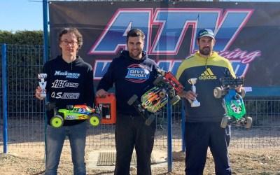 Cronica 1ª prueba Open Cup ATV 2019 1/8 nitro/eco con formato RGP