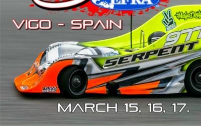 14 a 17 de Marzo - Primera prueba de las EFRA GP Series en Vigo