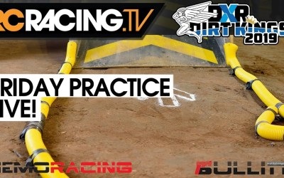 Video en directo - DXR Dirt Kings 2019