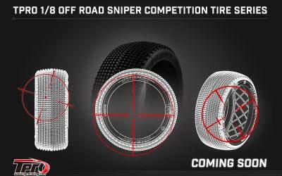 Adelanto de las nuevas Sniper de TPro