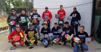 Juan Carlos Canas se lleva la tercera prueba del Nacional 1/8 TT-E en Fuencarral