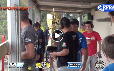 Video - Final A2 + B2. Davide Ongaro, Campeón de Europa 1/8-E Off Road