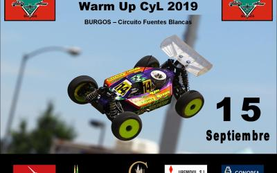 15 de Septiembre - 1/8 TT Nitro Power 2019, Warm Up CyL 2019