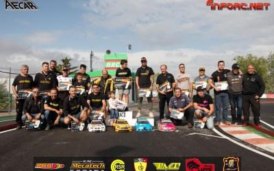Toni y Oriol Gil, campeones de la cuarta prueba del Nacional Gran Escala F1 y TC