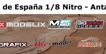 Video - Comienza el Nacional A 1/8 TT Gas 2019 en Antas