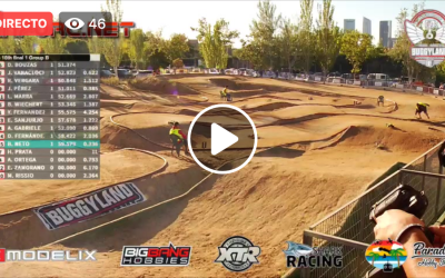 Buggyland 2019 - Live video, horarios y resultados / schedule and results
