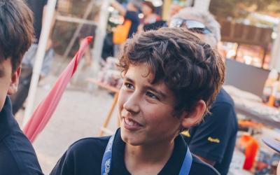 Nacho Sánchez, Campeón de España B 1/8 TT Gas 2019