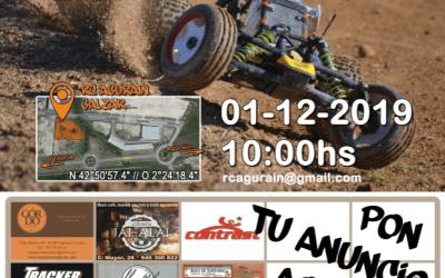 1 de Diciembre - Quinta prueba Interclubs Zona Norte 1/5 TT 2019