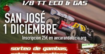 1 de Diciembre - Trofeo de Navidad en San José de la Rinconada