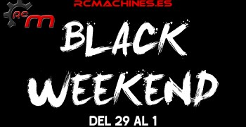 Black Friday 2019 en RC Machines