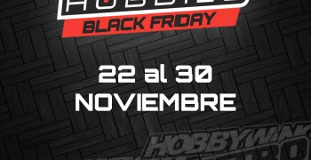 Black Friday 2019 en Big Bang Hobbies