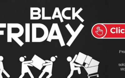 Black Friday 2019 en Bumpers Online