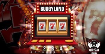 ¡Buggyland 7 ya tiene fecha! Reserva tu finde del 2 al 4 de Octubre de 2020