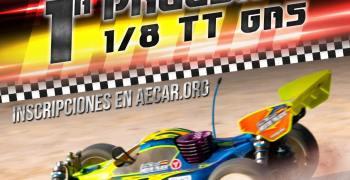 15 y 16 de Febrero - Comienza el Nacional B 1/8 TT Gas en La Nucía