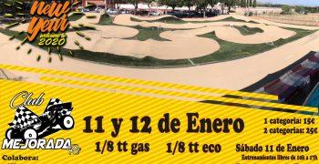 11 y 12 de Enero - Segunda social new year Mejorada RC