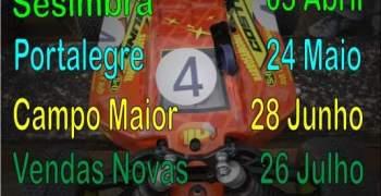 Portugal - Calendario Troféu RC SUL 2020