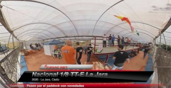 Video - Paseo por el paddock en Club RC La Jara