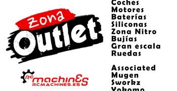 Zona Outlet en RC Machines