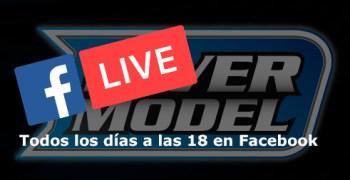Cada día a las 18, Divermodel en Directo en Facebook