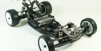 SWorkz presenta el S12-2 1/10 2WD