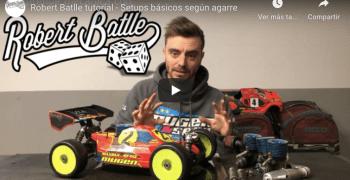 Robert Batlle tutorial en Español - Setups básicos según agarre