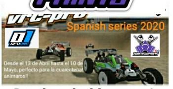 Comienza el campeonato VRC Pro Spanish Series