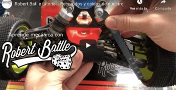 Robert Batlle tutorial en Español - Recorridos y caídas