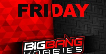 Black Friday en Big Bang Hobbies