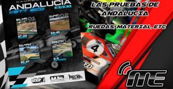 Modelestrecho, presente en todas las pruebas del Campeonato de Andalucia 1/8 TT-E
