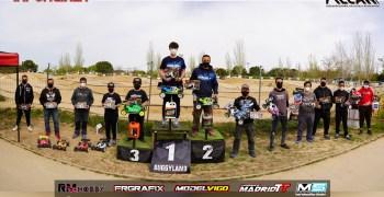 Ivan Navarro gana la primera prueba del Campeonato de España B 1/8 TT Gas 2021