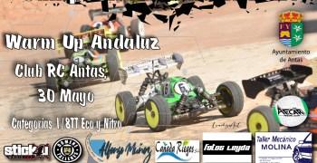 30 de Mayo - Campeonato de Almería 1/8 TT nitro y eco 2021