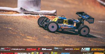 IBC - Davide Ongaro wins nitro buggy. Final video here