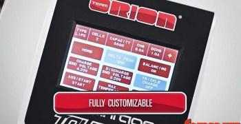 Advantage touch, el nuevo cargador de Team Orion