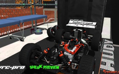 Así serán los nuevos 1/8 TT Gas del VRC Pro