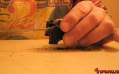 Cómo reparar una rosca pasada, vídeo por Luis Polo