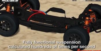 Geometrías de suspensiones 3DS de VRC Pro