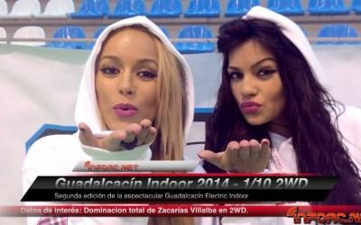 Guadalcacín Electric Indoor 2014 - Final 2WD y galería de fotos