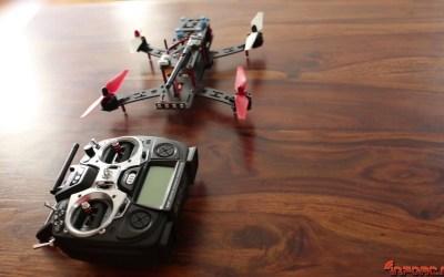 Hobbymacías - Alpha race copter 250Q, iniciate en el mundo de los drones de carreras del modo más sencillo