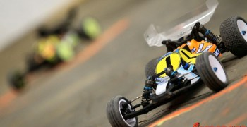 Jorn Neumann, campeón europeo indiscutible en la modalidad 1/10 off road