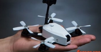 RX122 Atom V2, el dron de carreras más pequeño del mercado