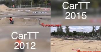 Video: Club CarTT 2012 Vs 2015; historia de una evolución