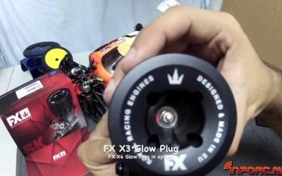Vídeo del unboxing y el rodaje del nuevo FX Engine 5K