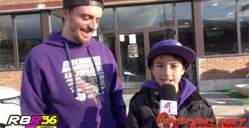 Video - Paseo + Final A3 en con Robert Batlle. Camp. de España RBR36 Arena