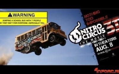 Viernes!! Ya queda menos para el estreno de Nitro Circus