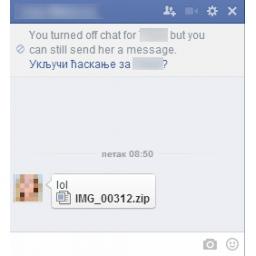OPREZ: Trojanac se širi preko Facebook poruka