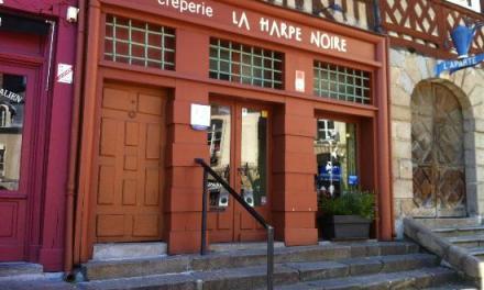 La Harpe Noire, Rennes
