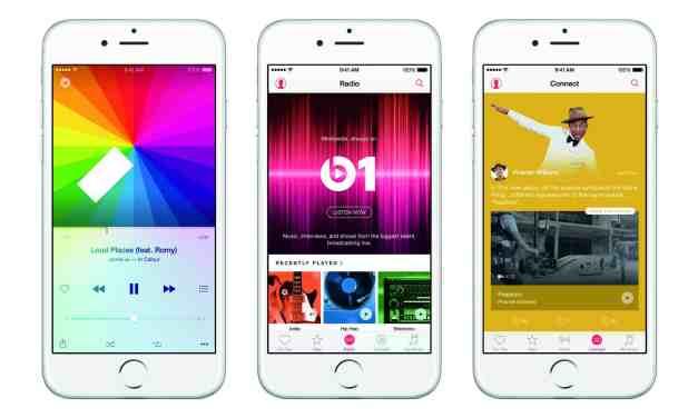 Mon avis sur Apple Music