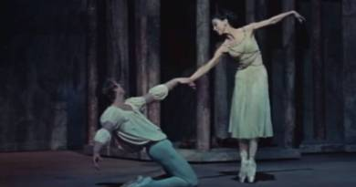 Nureyev Fonteyn Romeo e Giulietta