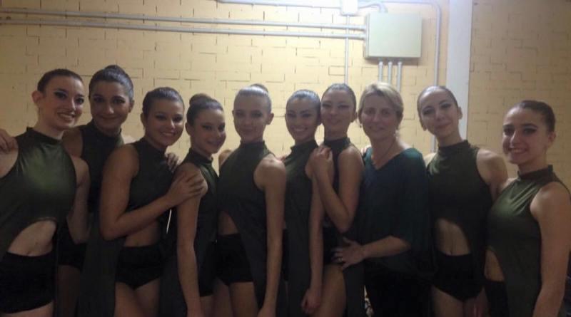Gruppo Senior con la Maestra Vera Giannetto