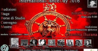 Giornata Mondiale della Danza 2016
